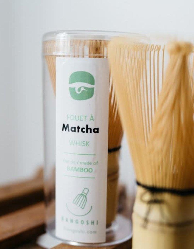 Bangoshi Matcha Bamboo Whisk