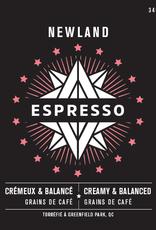 Newland Café ESPRESSO NEWLAND (Grains/Beans) - 340gr