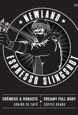 Newland Café ESPRESSO SLINGSHOT (Grains/Beans) -340gr