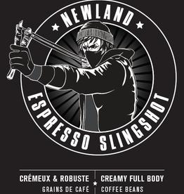 Newland Café ESPRESSO SLINGSHOT (Grains/Beans) - 340gr