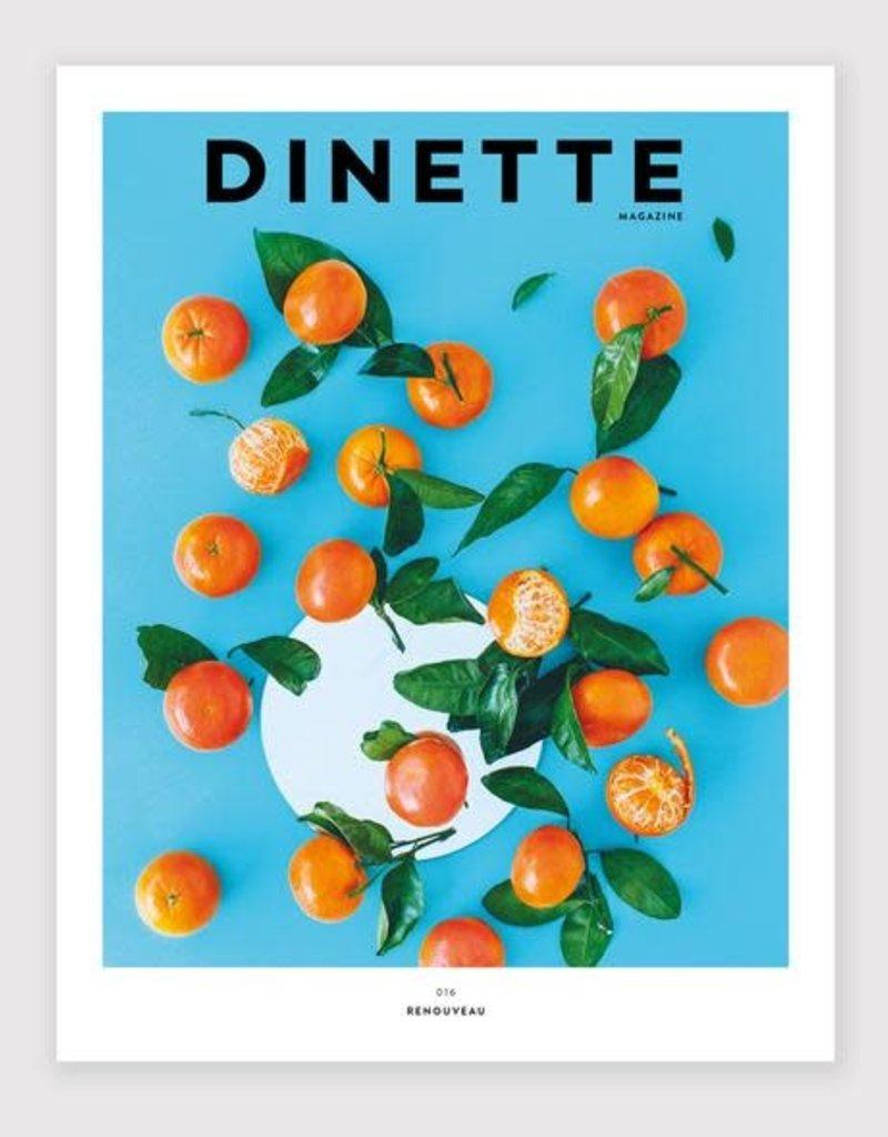 Dinette Magazine Dînette Magazine - Renouveau - no.016