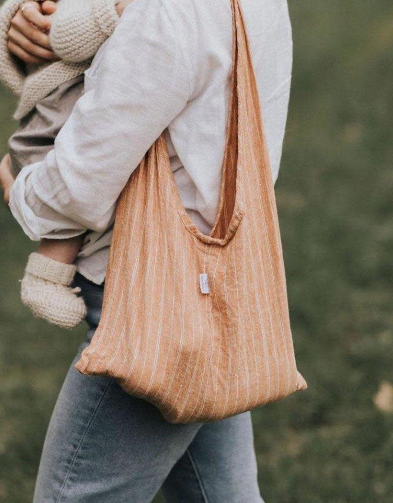 Dans Le Sac Reusable Bag - Rust