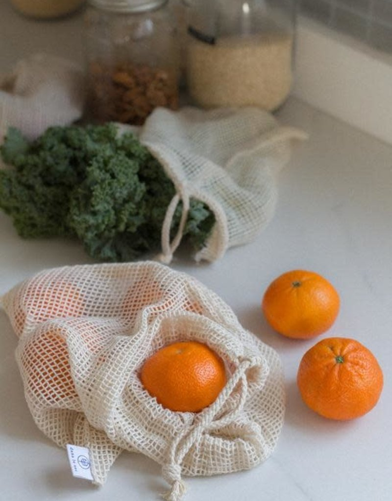 Dans Le Sac Mesh Produce Bags - Set of 3