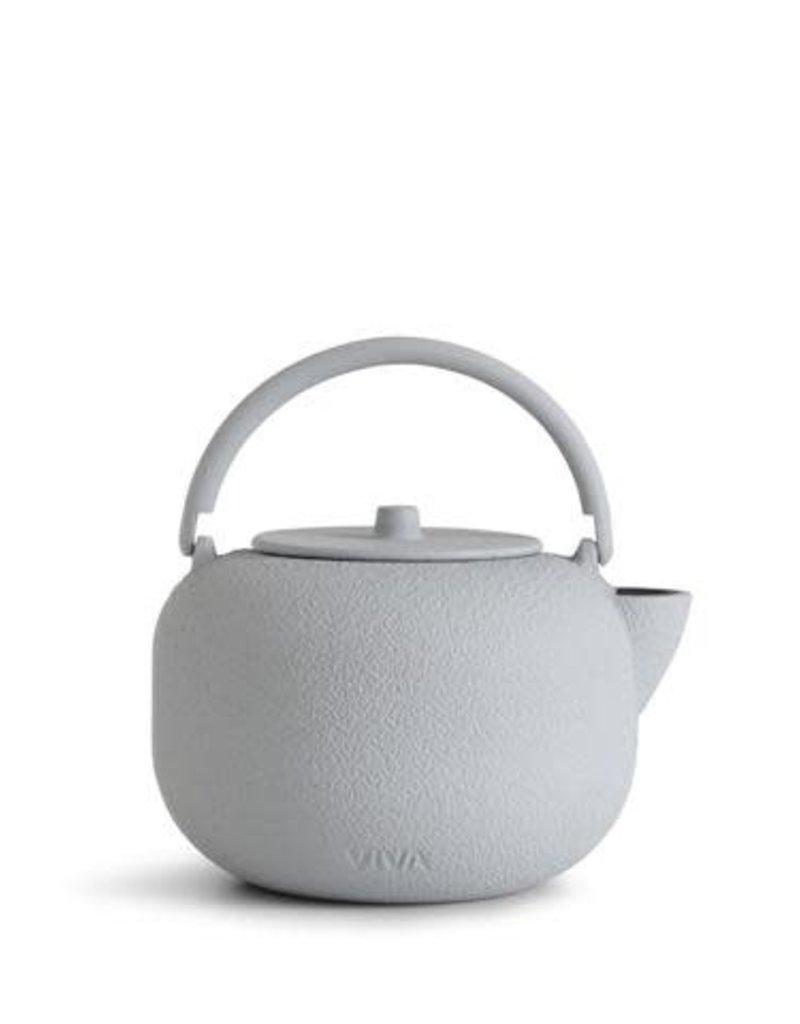 Viva Scandinavia Saga Teapot Round - Grey