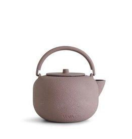 Viva Scandinavia Saga Teapot Round - Pink