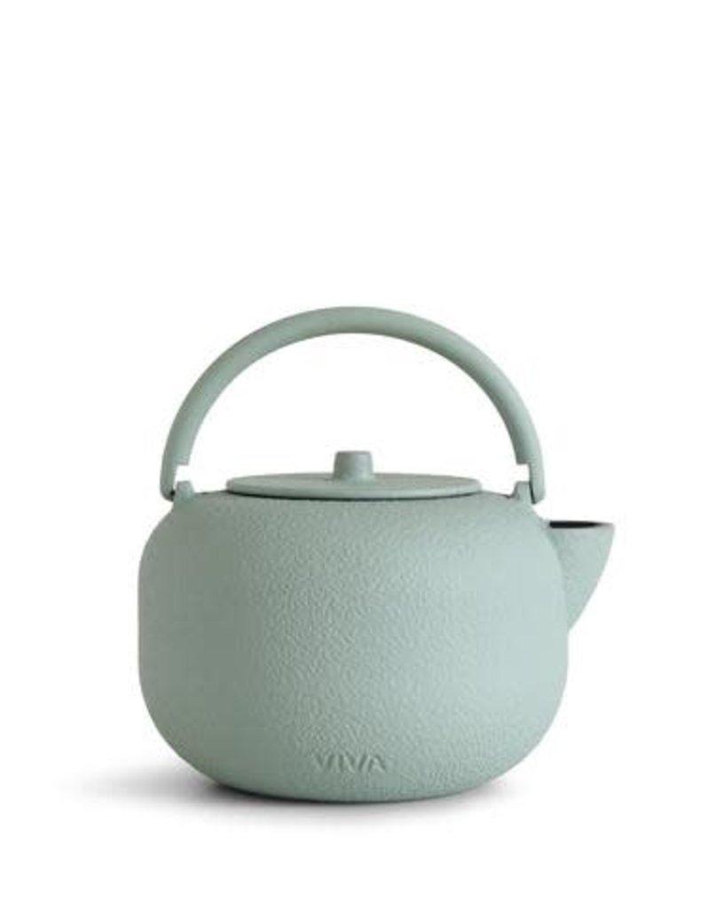 Viva Scandinavia Saga Teapot Round Stone - Mint