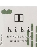 Hibi Regular Box 8 Sticks - Cinnamon
