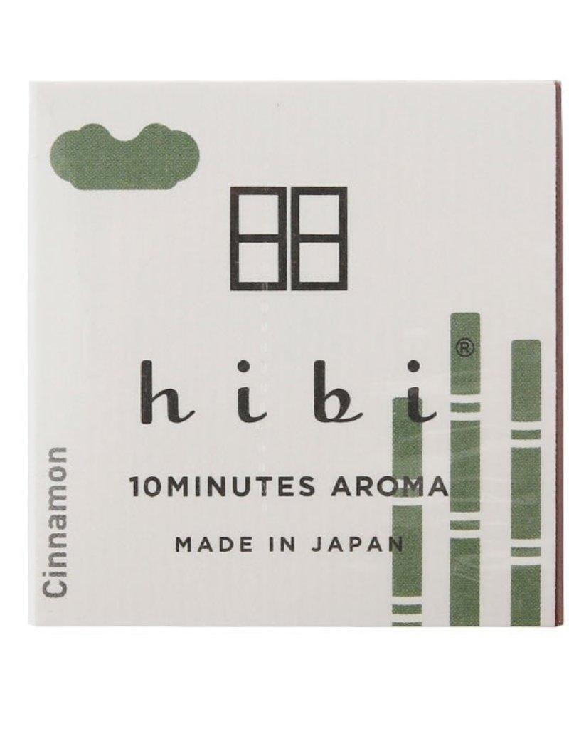 Hibi Regular Box 8 Sticks - Cinnamon