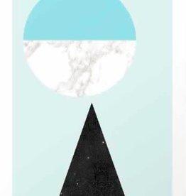 Toffie  Affichiste Poster Upside Down