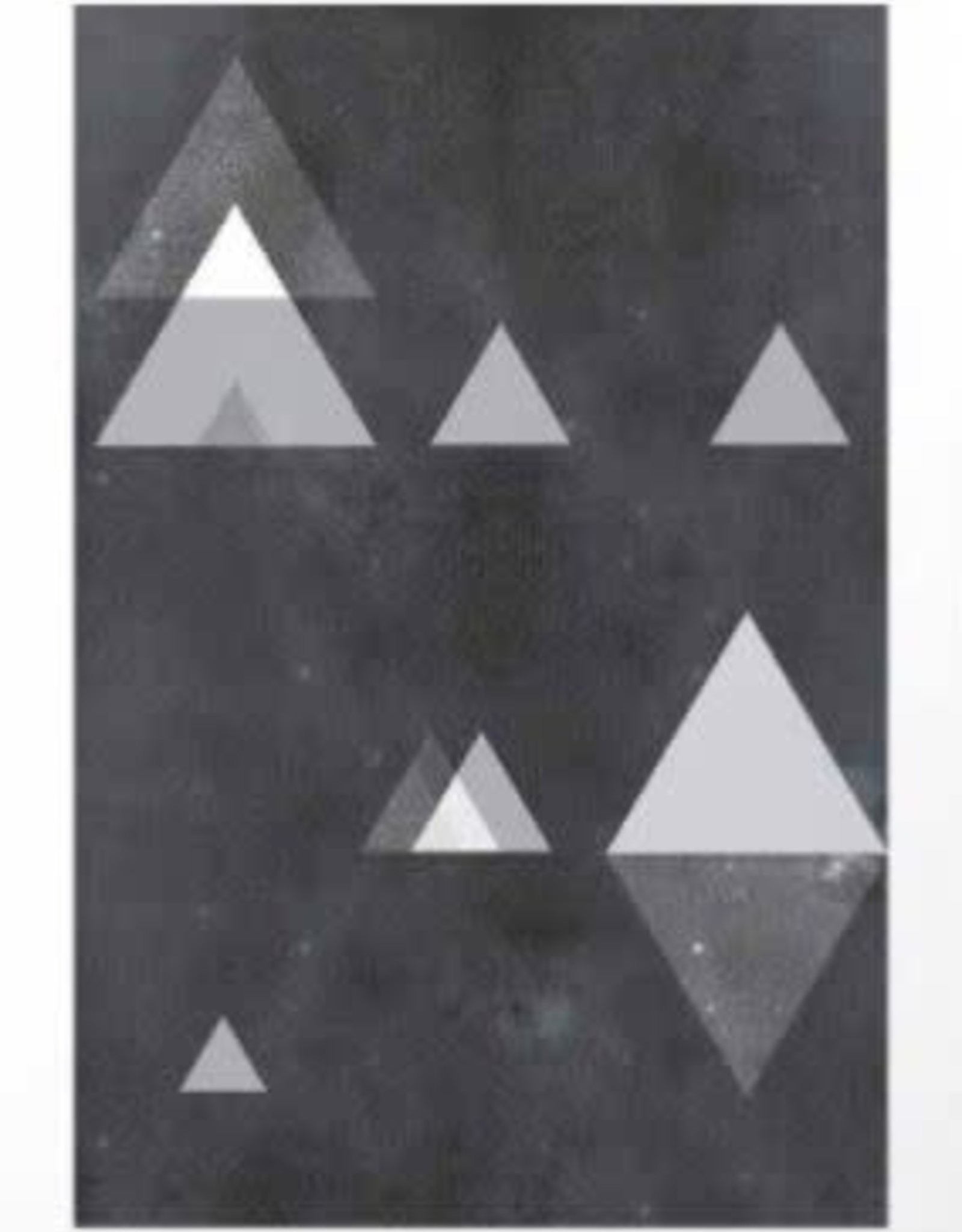 Toffie  Affichiste Affiche Triangle Odyssey
