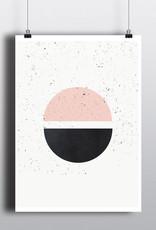 Toffie L'Affichiste Poster Half Half