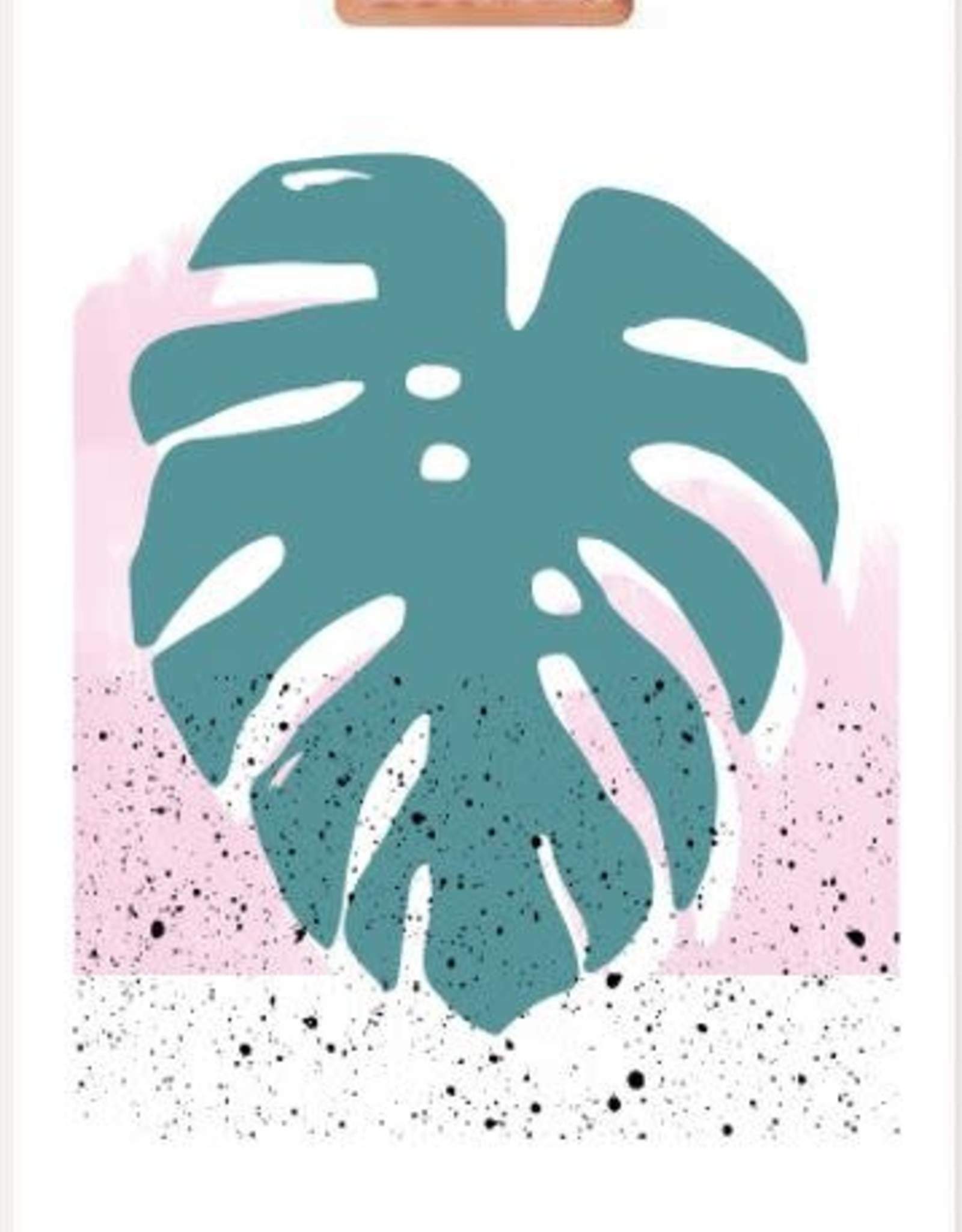 Toffie  Affichiste Poster Doux Printemps #1 -  12''x18''