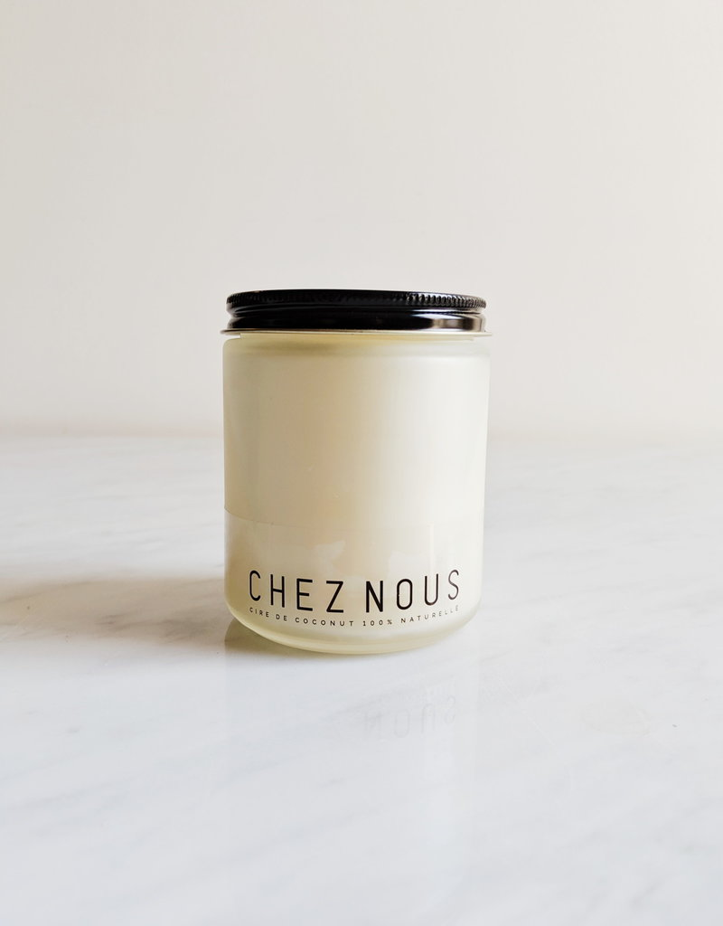 Sugi tree studio Cotton Wick Candle - Chez Nous - 7.5oz