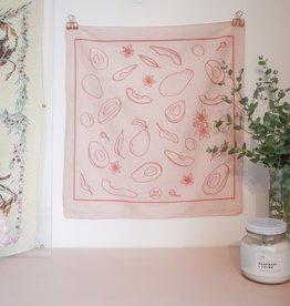 Fleur Maison Tissu Avocat