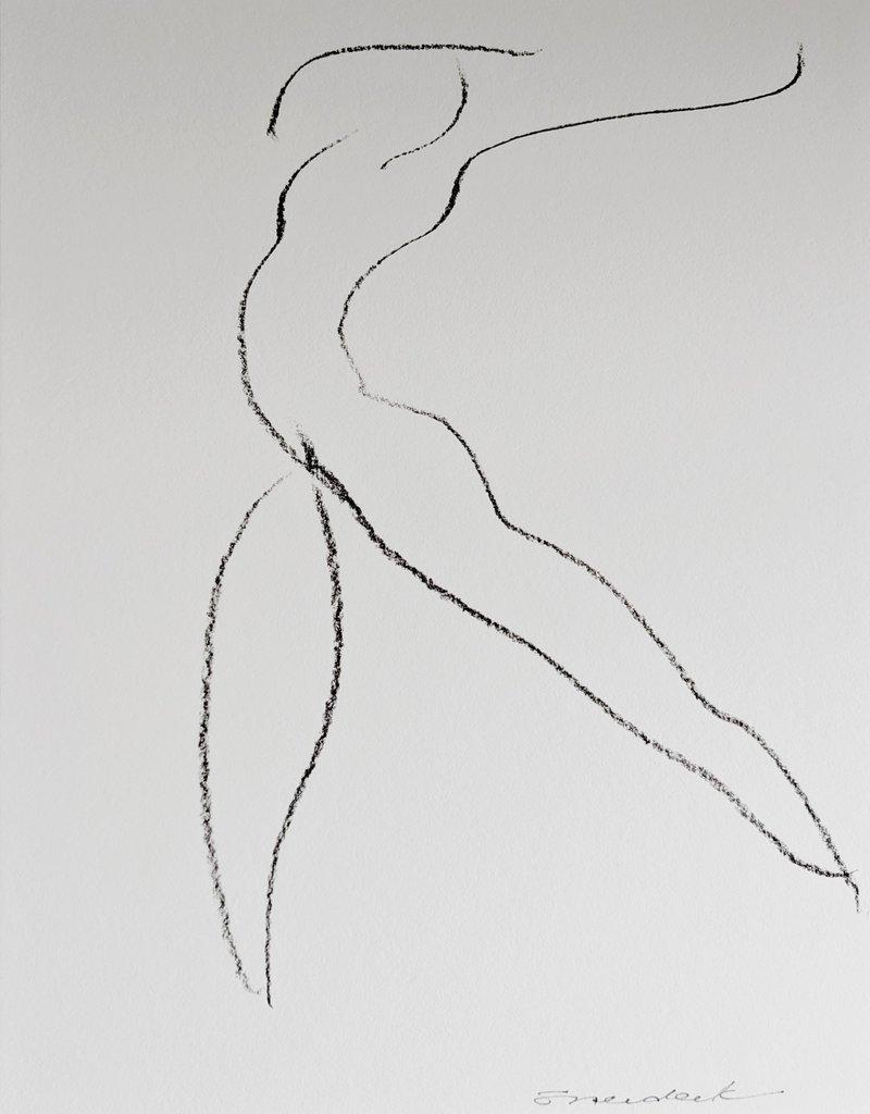 Artseas Danse by Artseas - 8-1/2''x11''