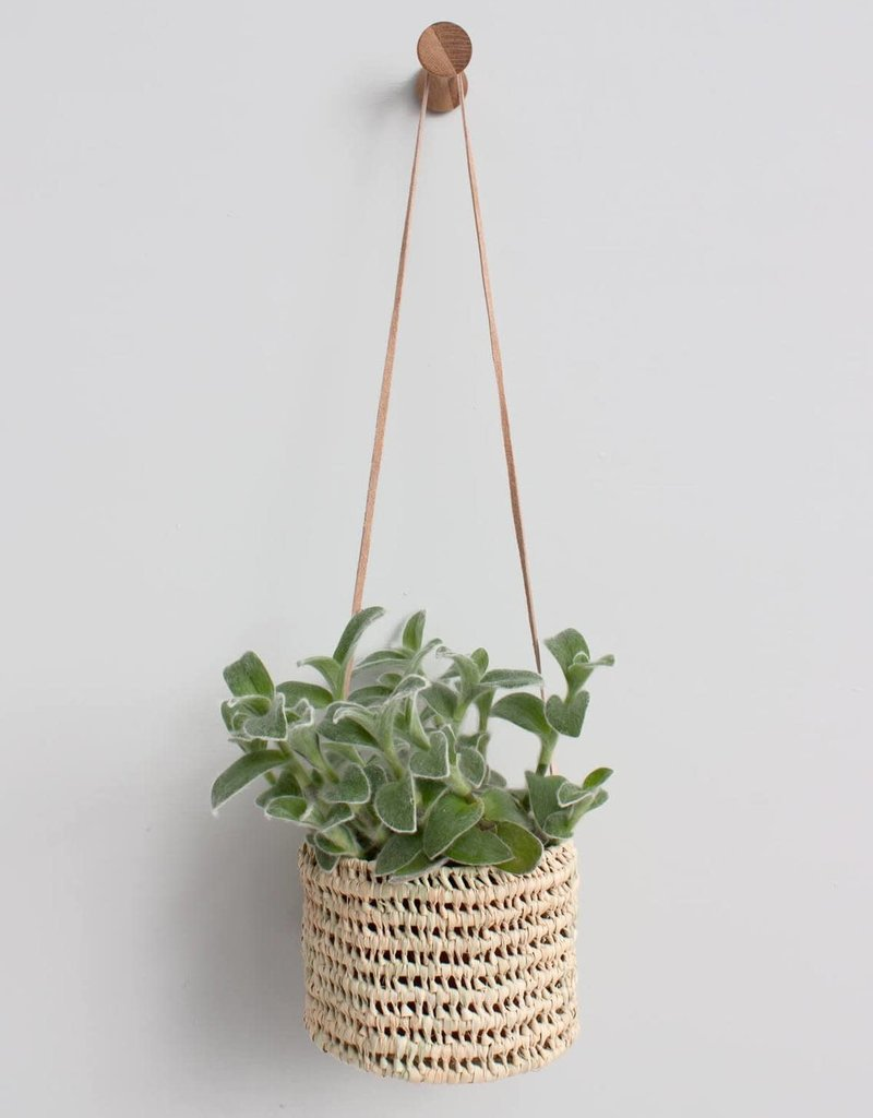 Open Weave Hanging Basket - Small