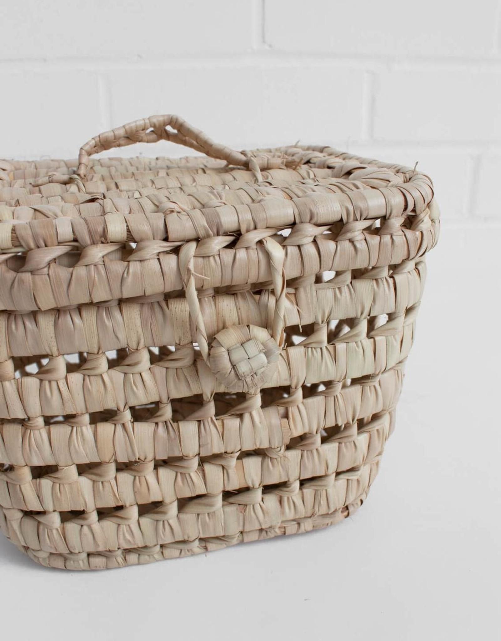 Mini Picnic Basket