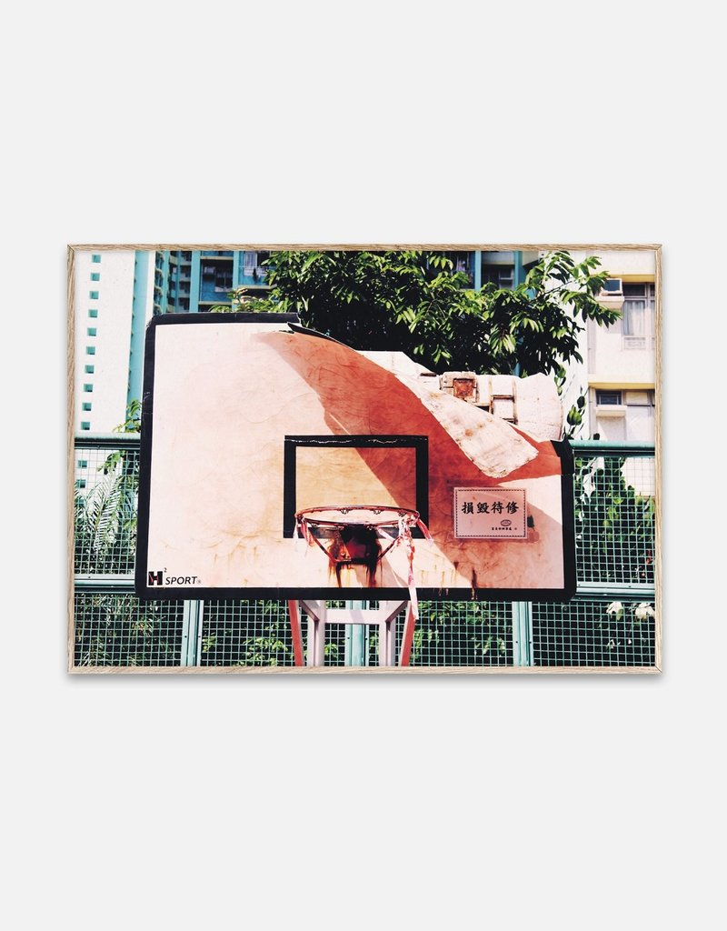 Paper Collective Cities Of Basketball 06 40x30cm