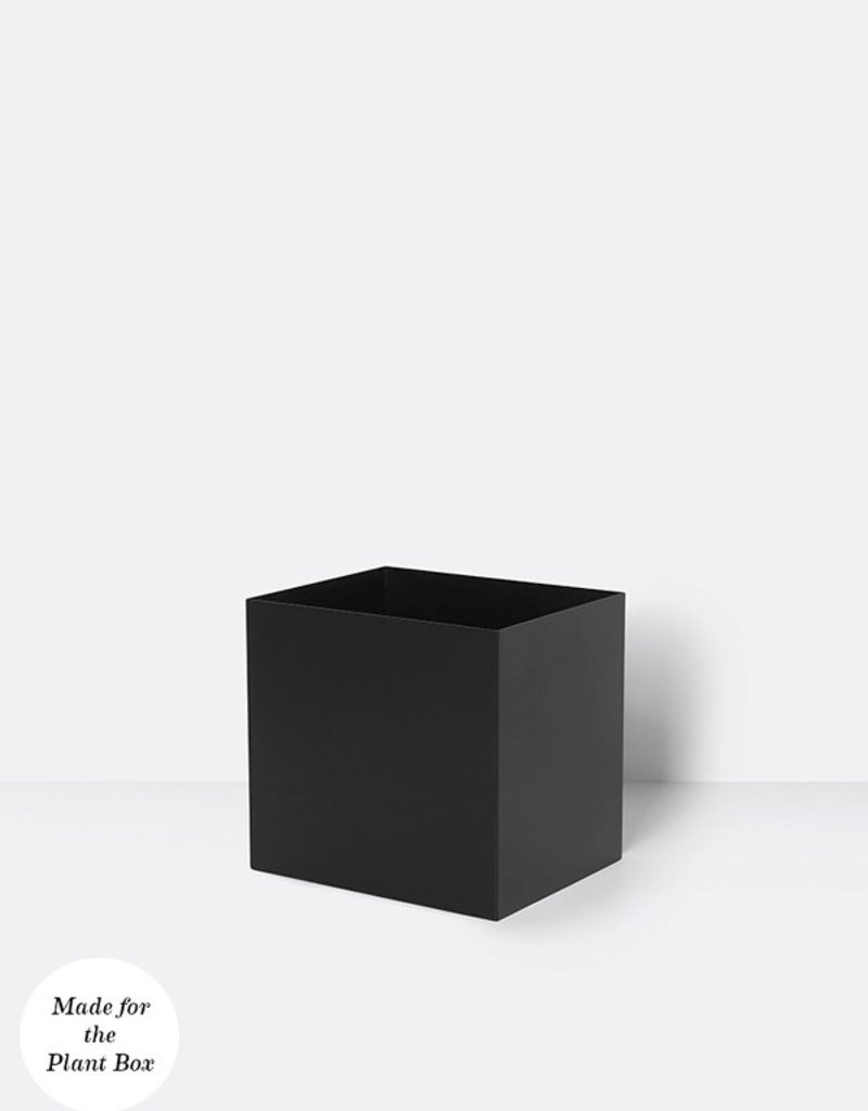 Ferm Living Plant Box Pot - Black