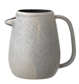 Ceramic Pitcher Grey