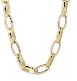 Pilgrim Chain Necklace Rán - Gold