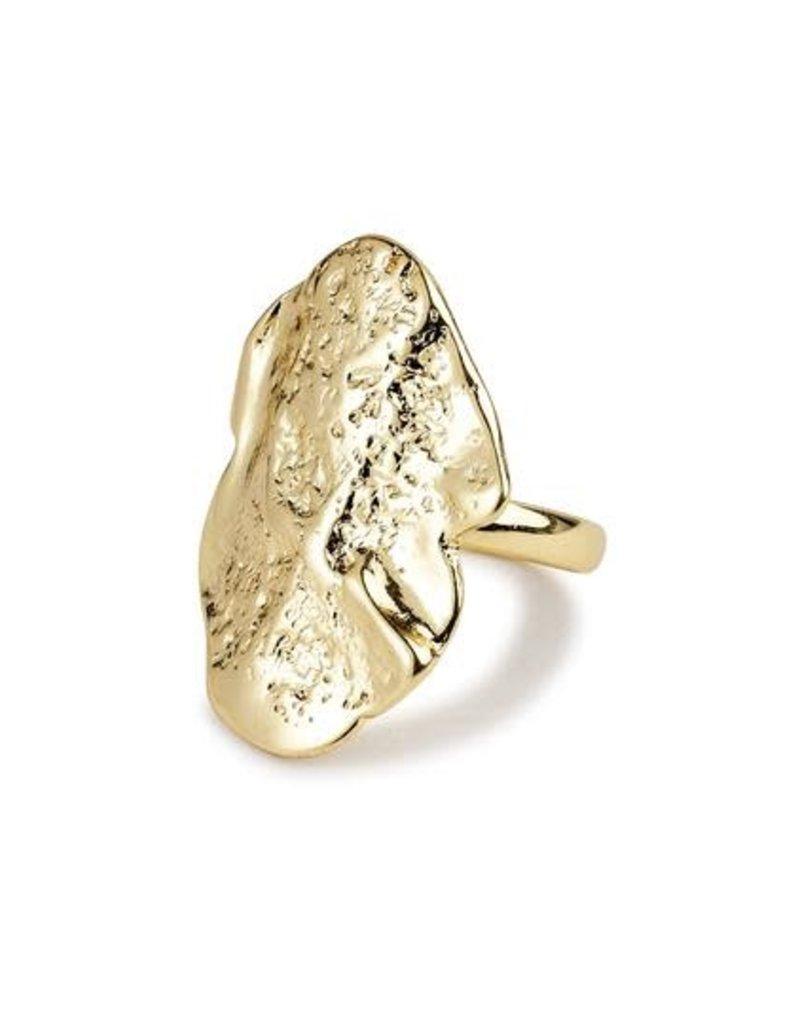 Pilgrim Valkyria Adjustable Ring - Gold