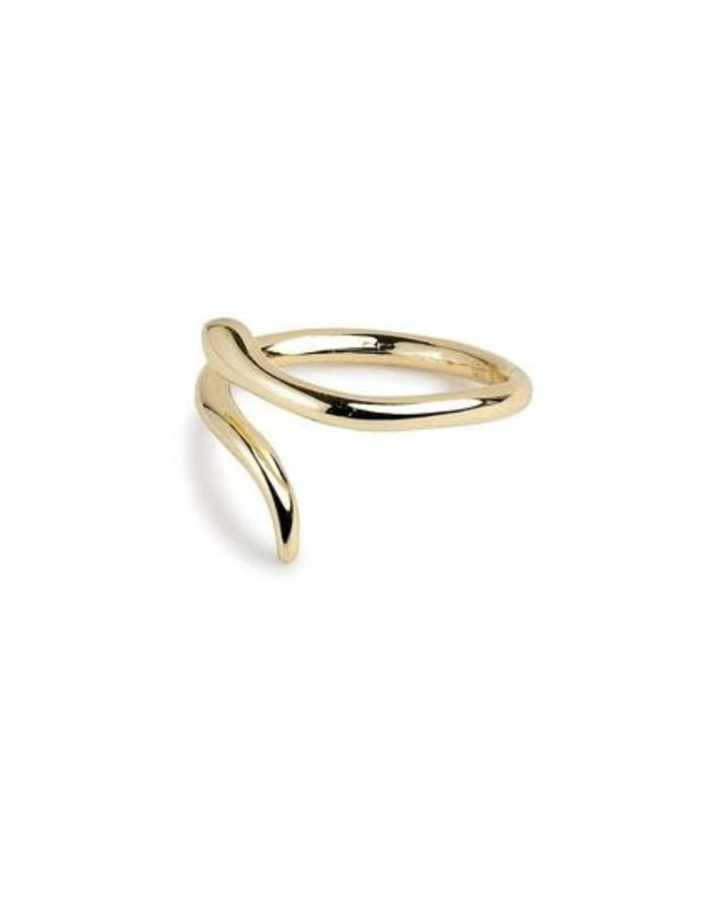 Pilgrim Ajustable Ring Sigyn - Gold