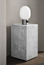 Menu JWDA Table Lamp, Metallic, Brushed Steel