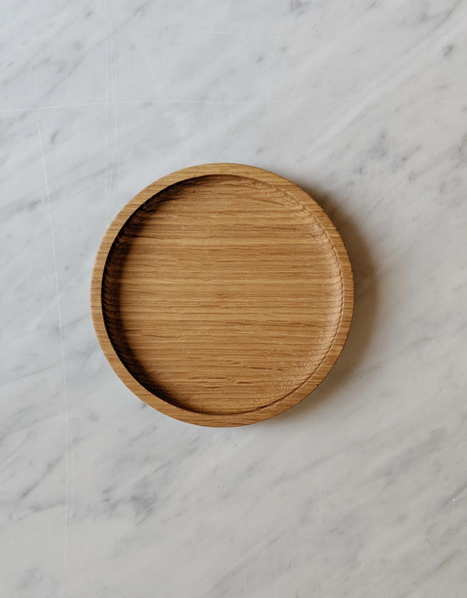 Rekindle Assiette Chêne Blanc - Medium