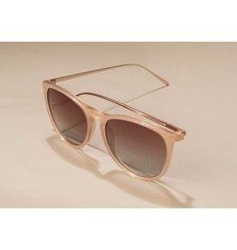Pilgrim Sunglasses Vanille - Nude