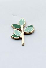 Hemleva Pin- Eucalyptus Branch