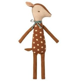 Maileg Sleepy Wakey Bambi - Medium