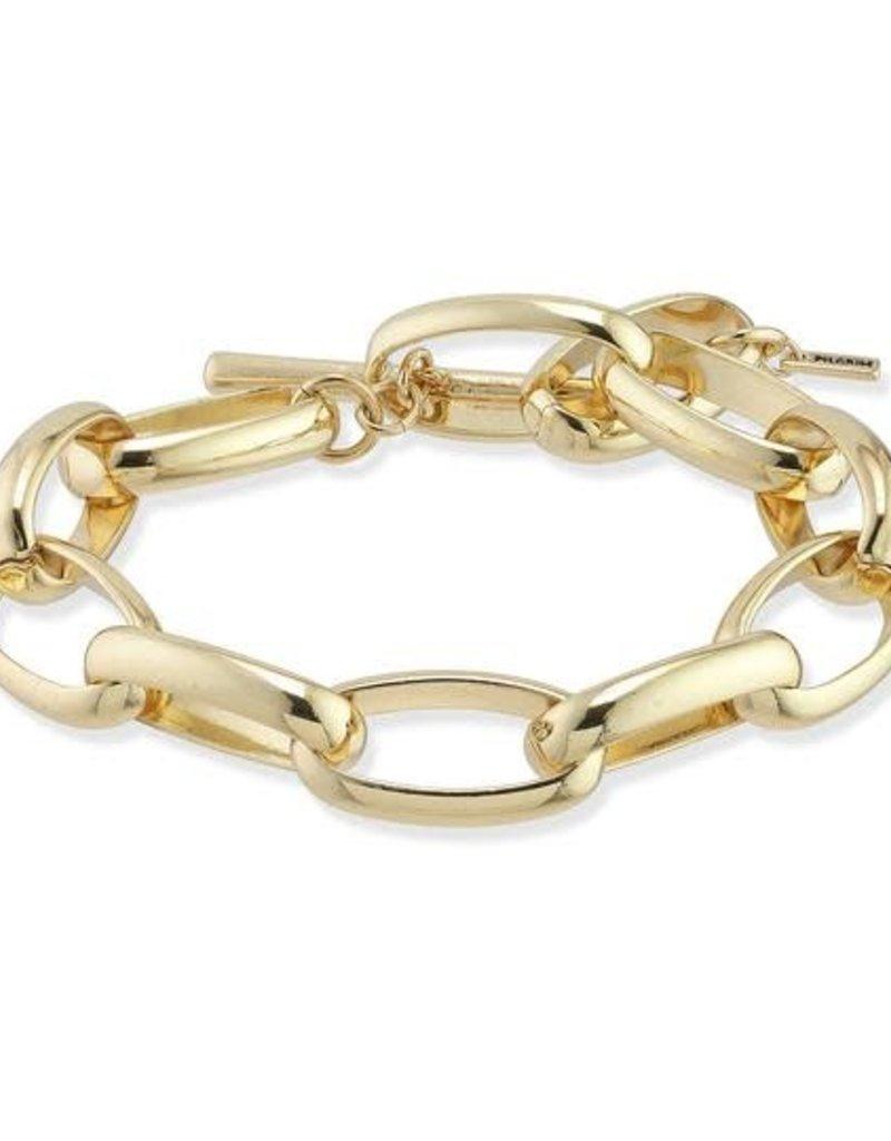 Pilgrim Bracelet Rán - Plaqué Or