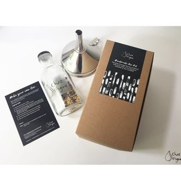 Chez Figue Homemade Gin Kit