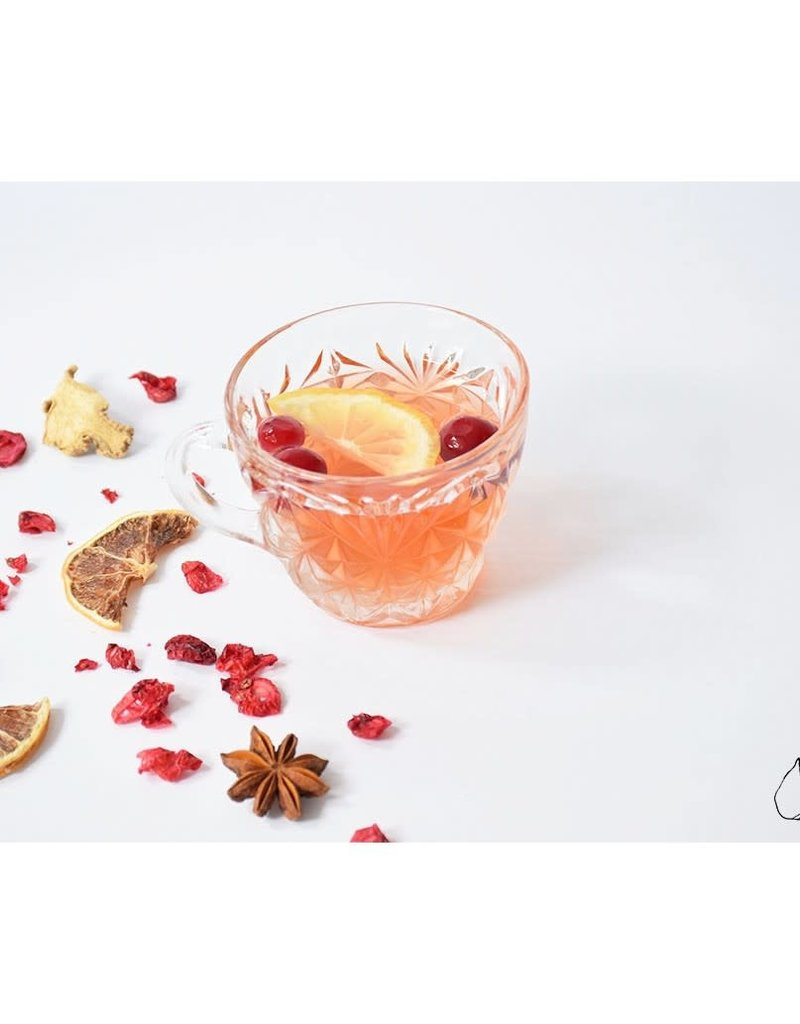 Chez Figue Cranberries and Star Anise Punch Mix