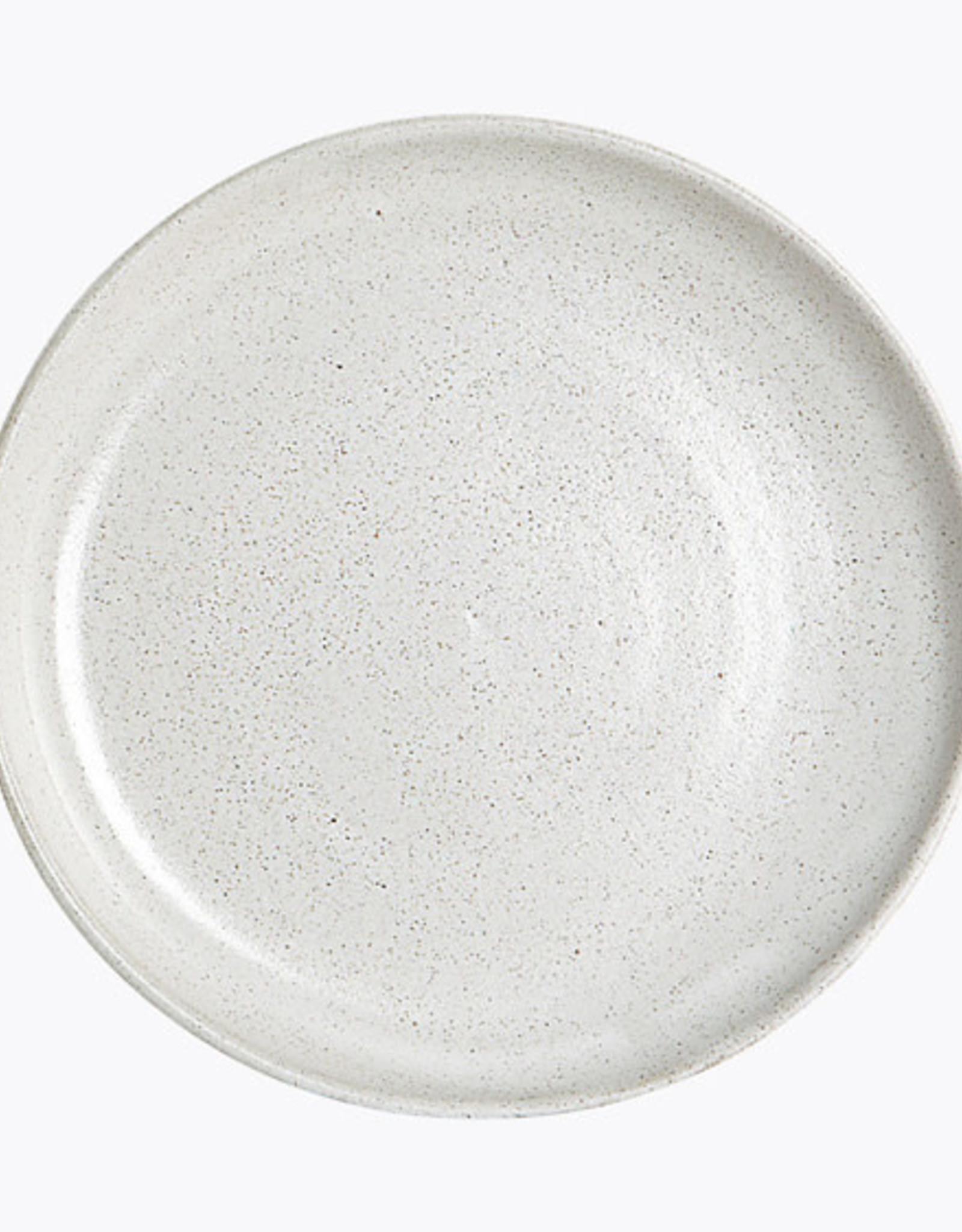 Ceramic Plate - White
