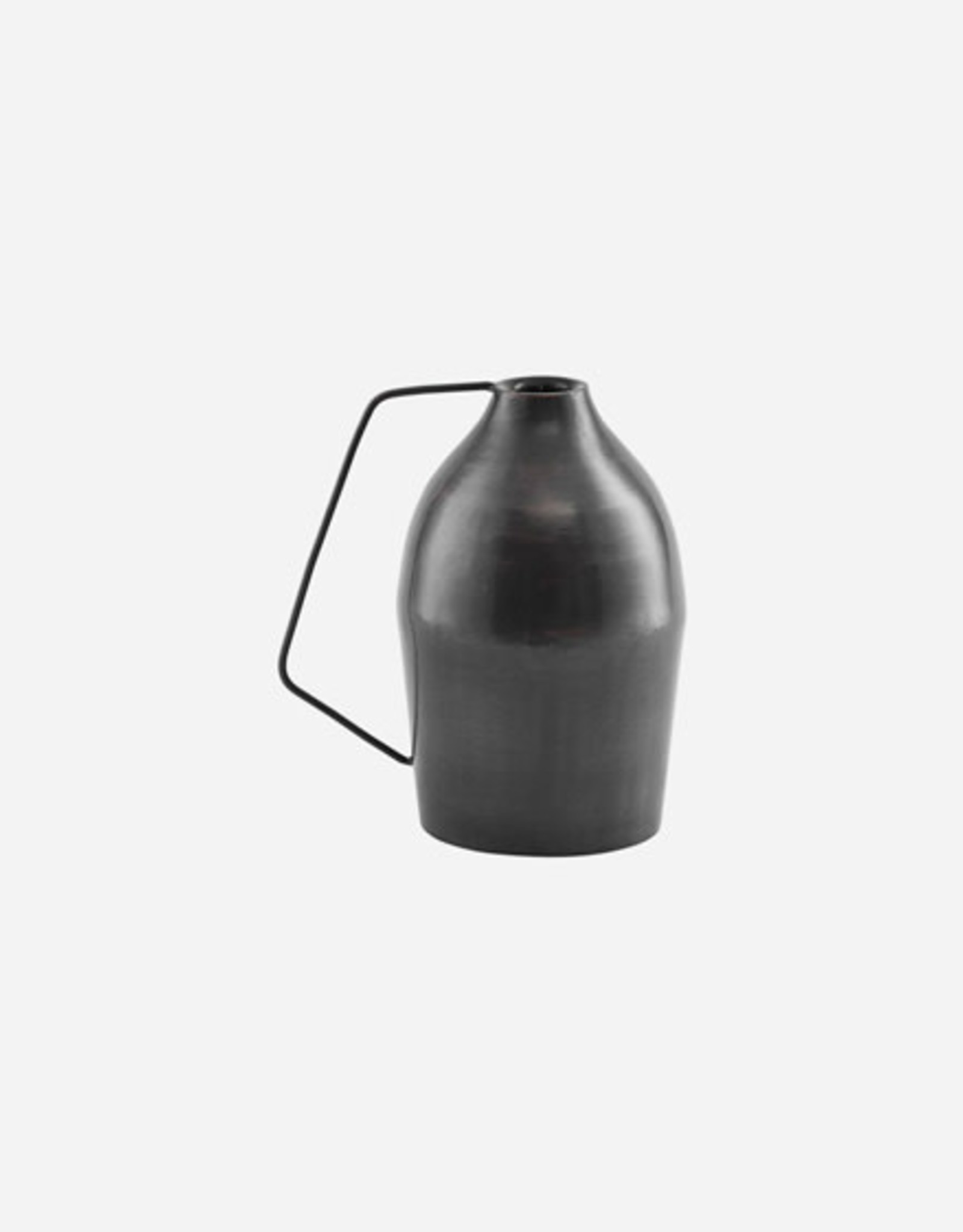 House Doctor Candle Stand - Black Oxidized