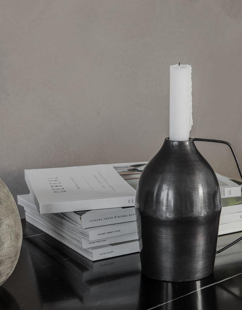 House Doctor Chandelier Vigi, Noir oxydé