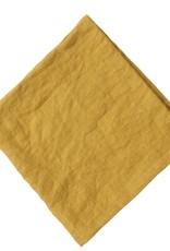 Klippan Linen Napkin - Mustard