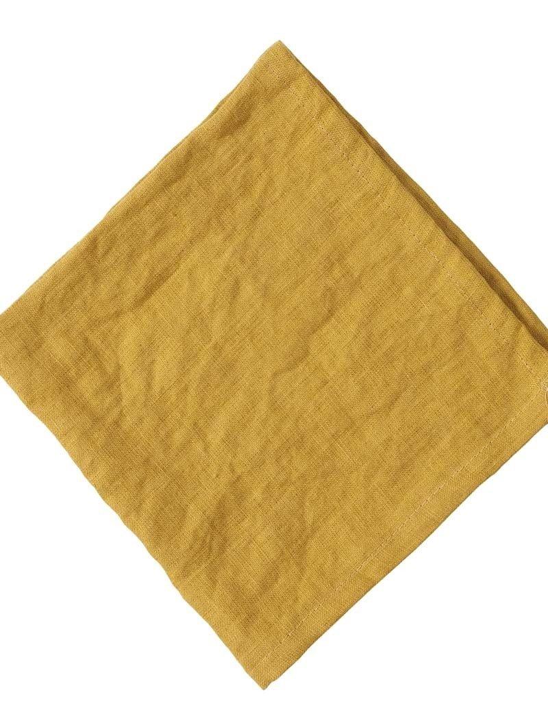 Klippan Serviette de Table - Moutarde