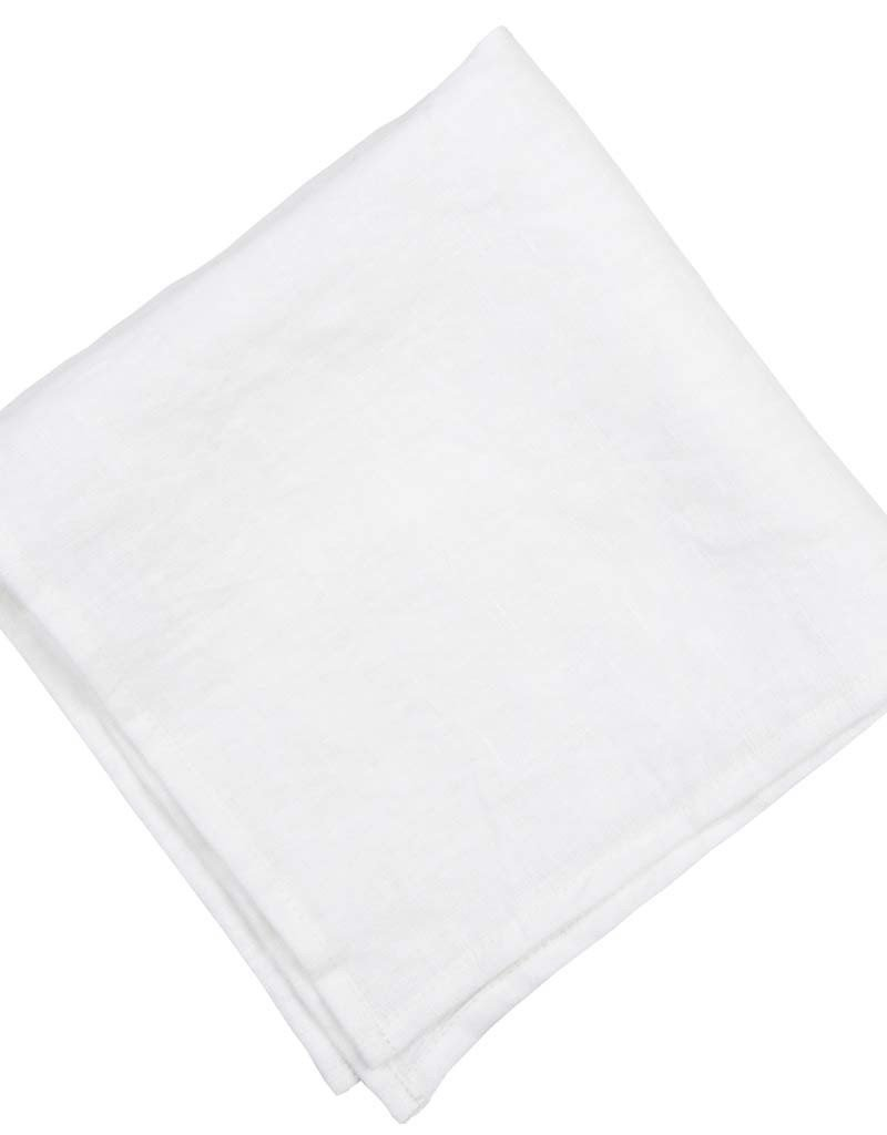 Klippan Serviette de Table - Blanc