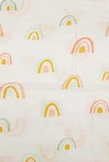 Loulou Lollipop Drap contour - Arc-en-ciel Pastel