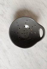 Stoneware Berry Bowls - Grey