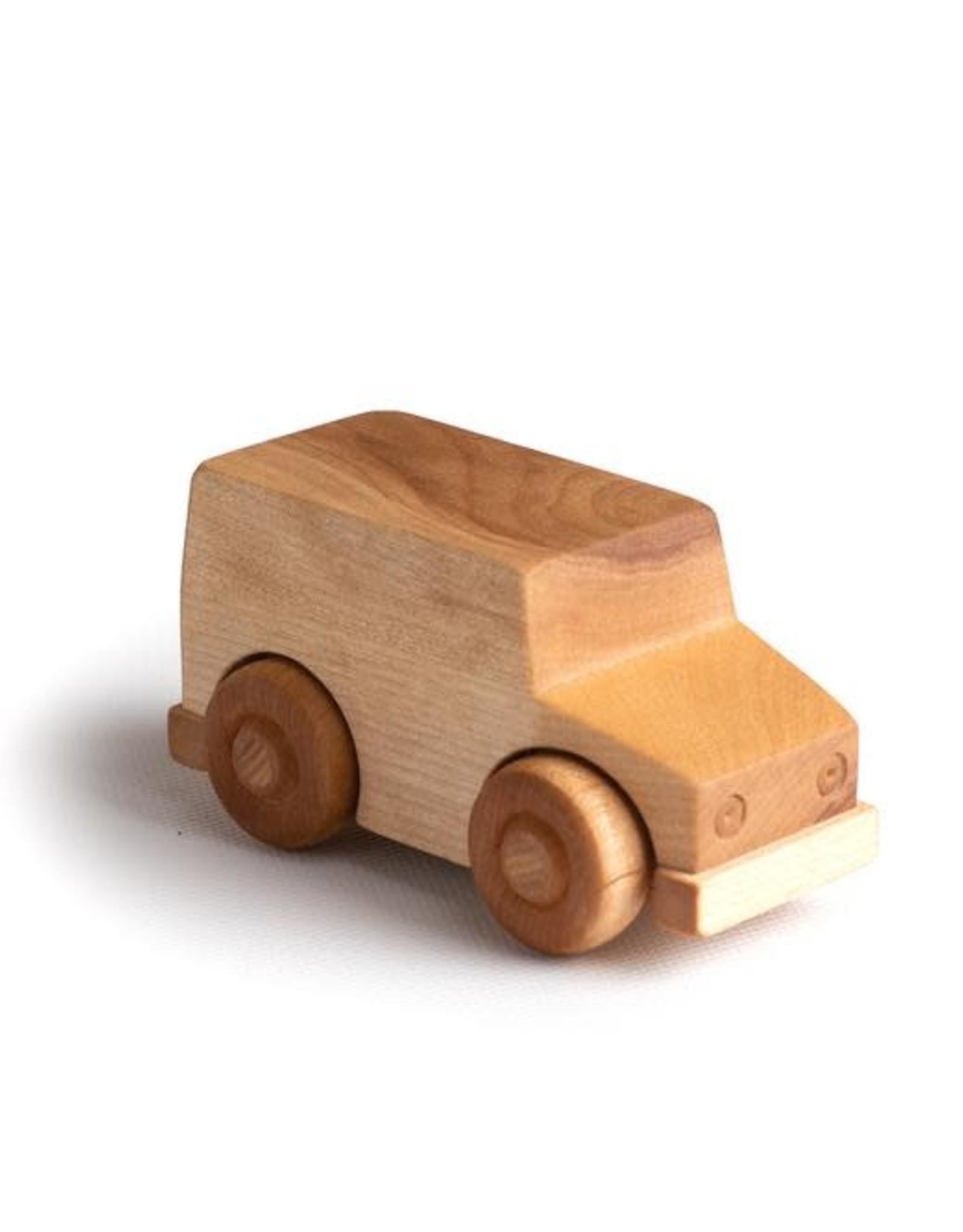 Atelier Bosc Petit véhicule tout terrain en bois