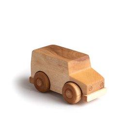 Atelier Bosc Petit véhicule tout terrain en merisier