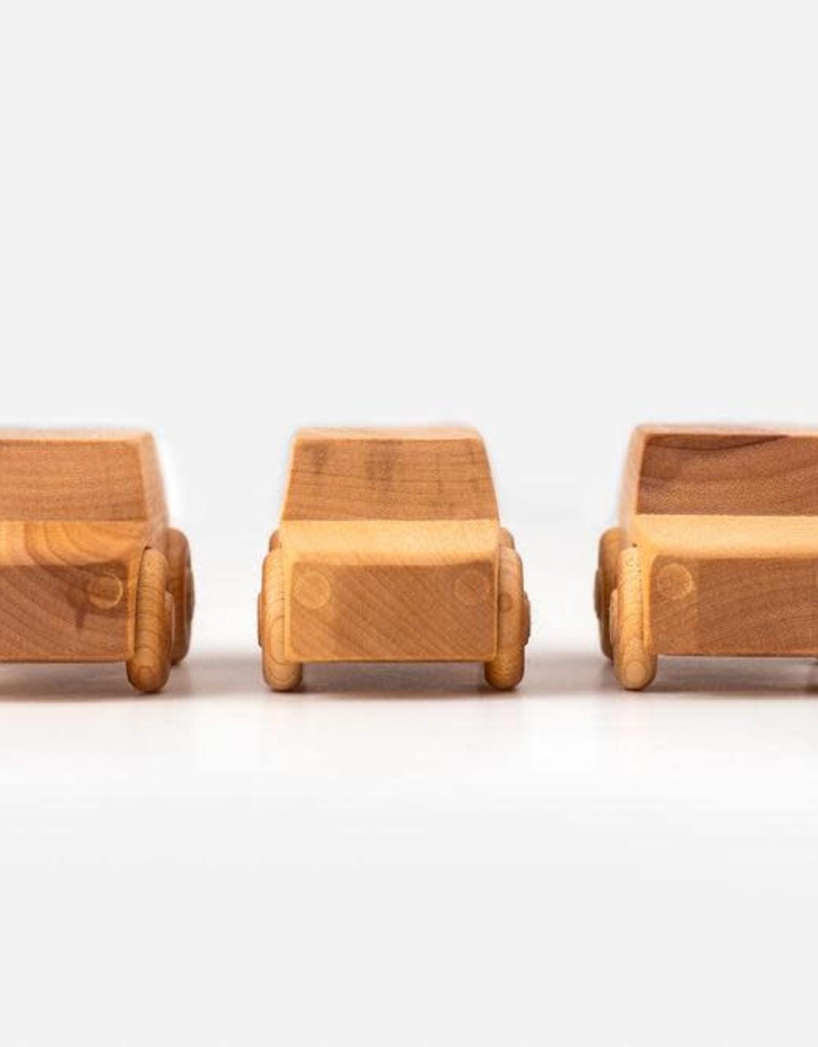 Atelier Bosc Wood Car
