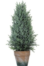 "Faux Sapin - 7-3/4"" round"
