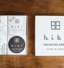 Hibi Special Gift Box White - 3 Fragrances