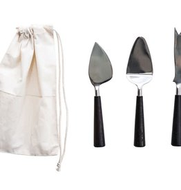 Cheese Utensils - 3 Piece Set