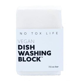 No Tox Life Vegan Dishwashing Soap Block